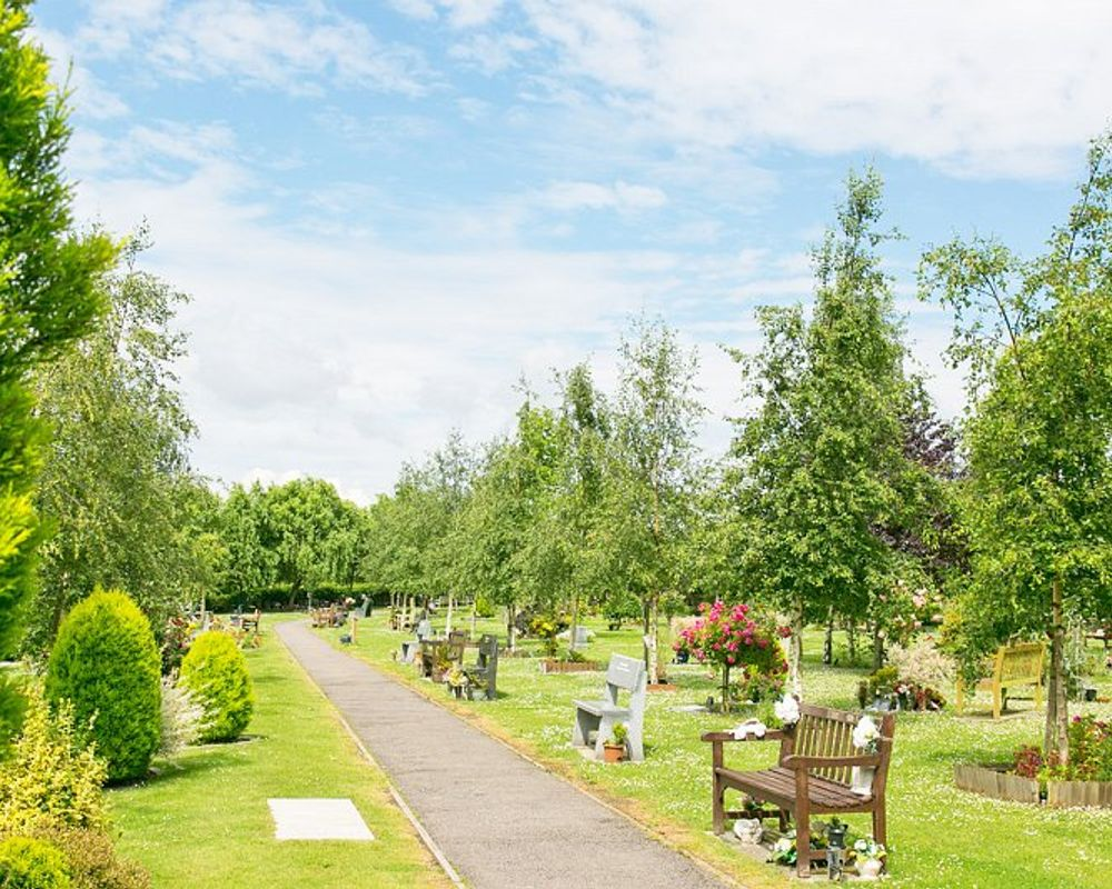 Basildon Crematorium Memorial Gardens