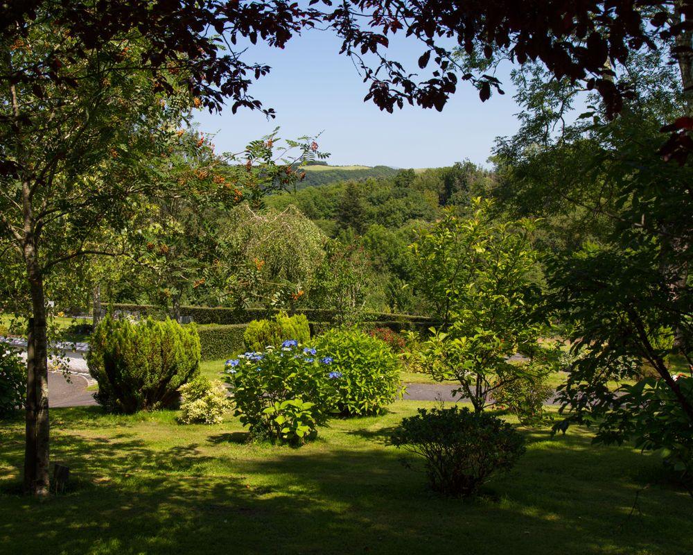 Aberystwyth Crematorium surrounding area