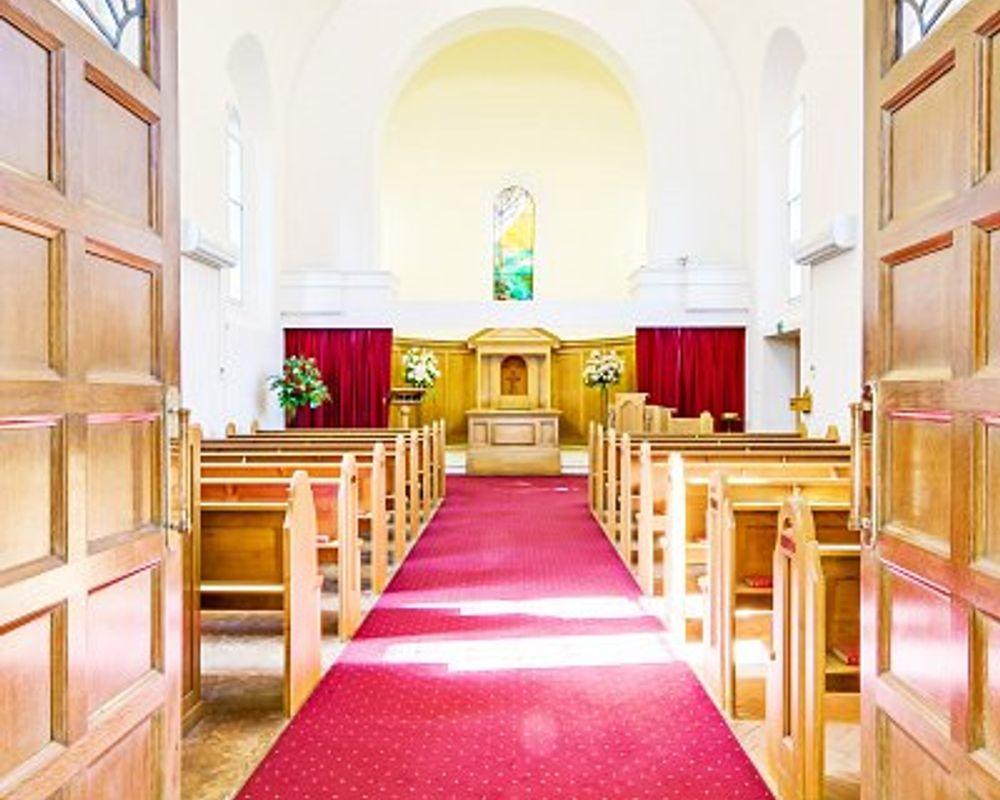 Charing Crematorium Chapel